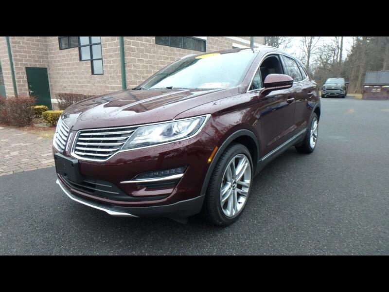 Lincoln MKC Reserve AWD 2018