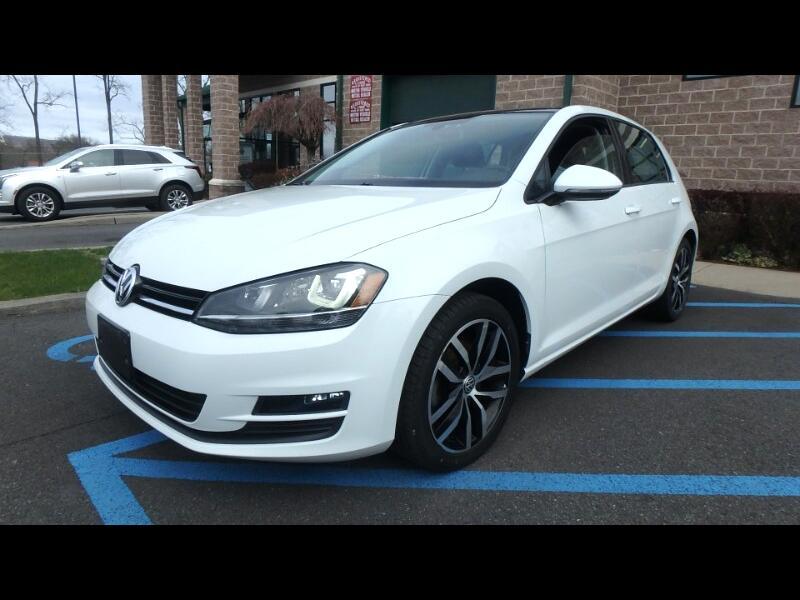 Volkswagen Golf 4dr HB Auto TSI SE 2015