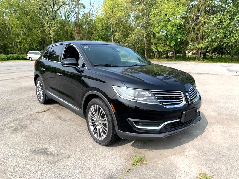 Lincoln MKX Reserve AWD 2017