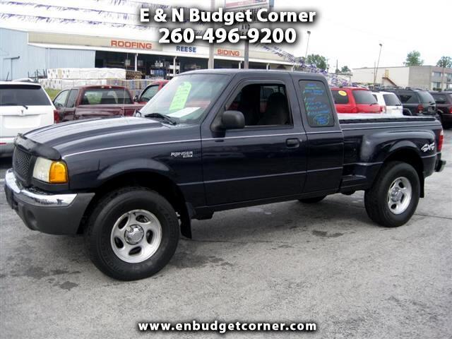 2002 Ford Ranger SUPER CREW CAB