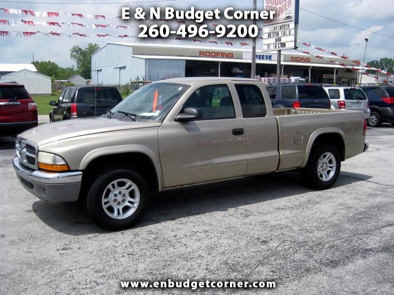2004 Dodge Dakota SLT-EXTENDED CAB