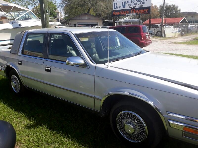 Chrysler New Yorker Landau 1988