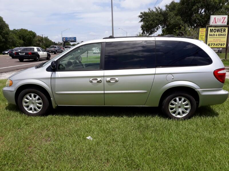 2003 Chrysler Town & Country eX FWD