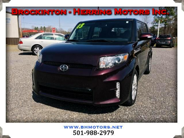 2013 Scion xB 5-Door Wagon 4-Spd AT