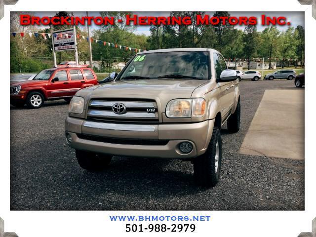 2006 Toyota Tundra SR5 Double Cab 4WD
