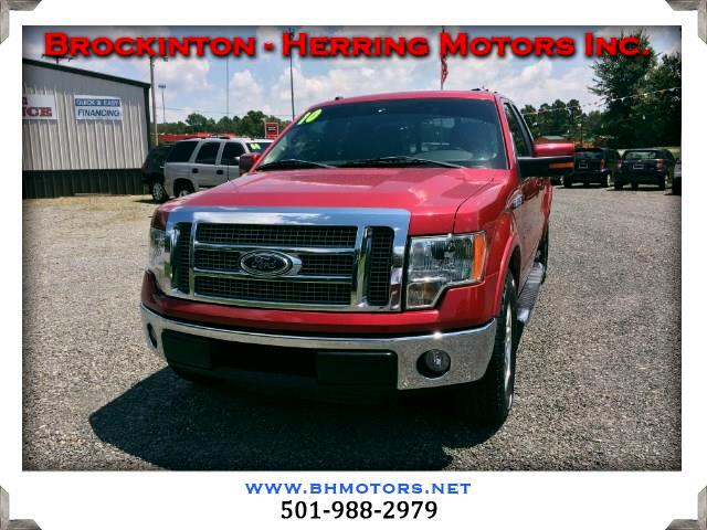 2010 Ford F-150 Lariat Ext. Cab 2WD
