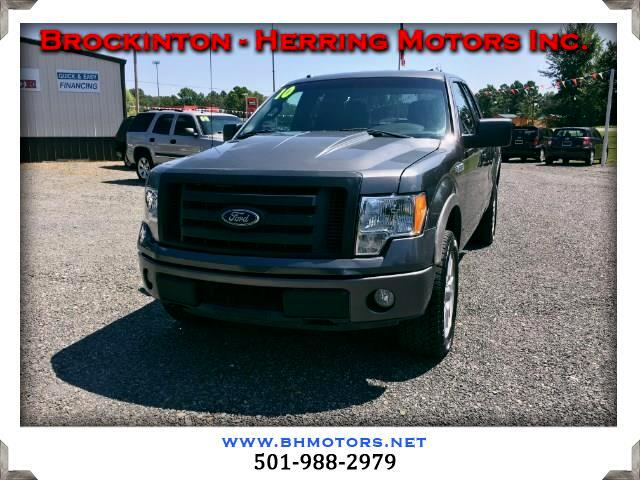 2010 Ford F-150 FX4 Ext. Cab 4WD