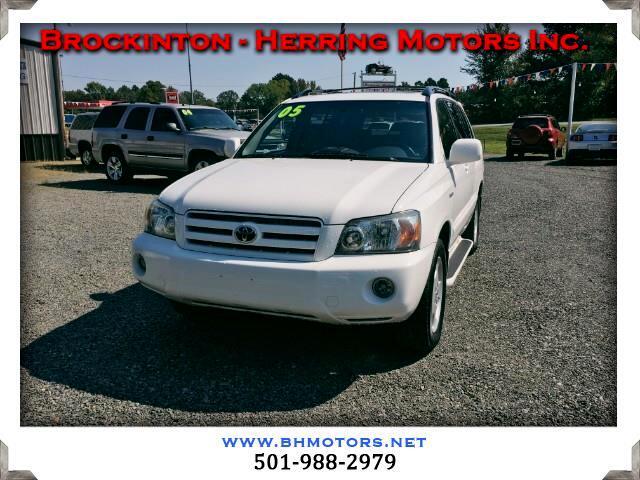 2005 Toyota Highlander Limited 2WD