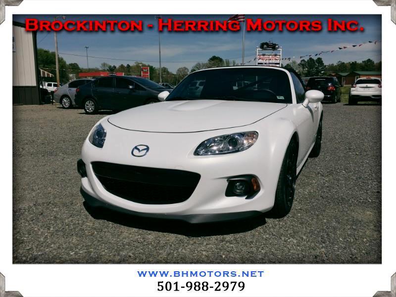 2013 Mazda MX-5 Miata Grand Touring MT