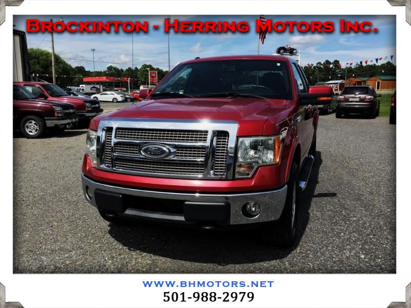 2009 Ford F-150 Lariat Ext. Cab 4x4