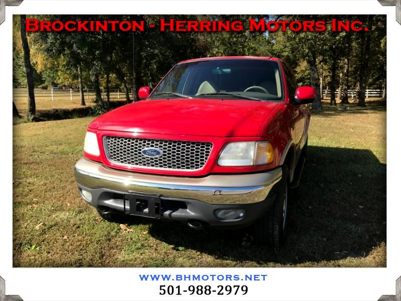 1999 Ford F-150 Lariat SuperCab Long Bed 4WD
