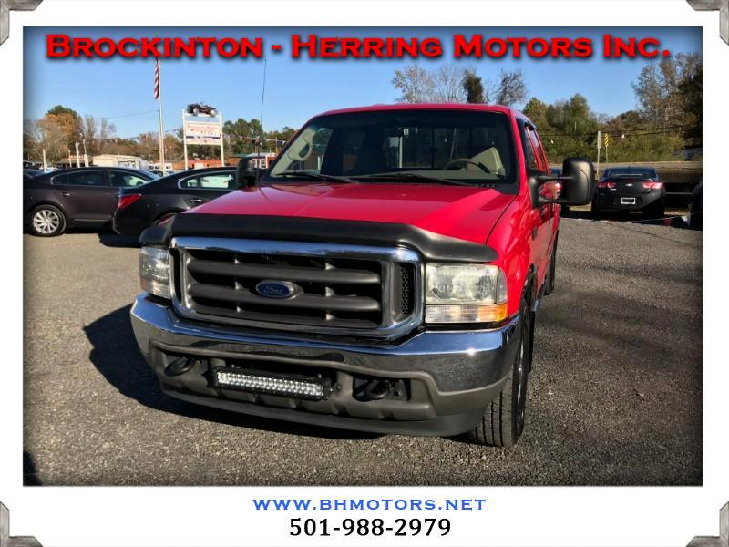 2002 Ford F-250 SD Lariat Crew Cab Long Bed 2WD