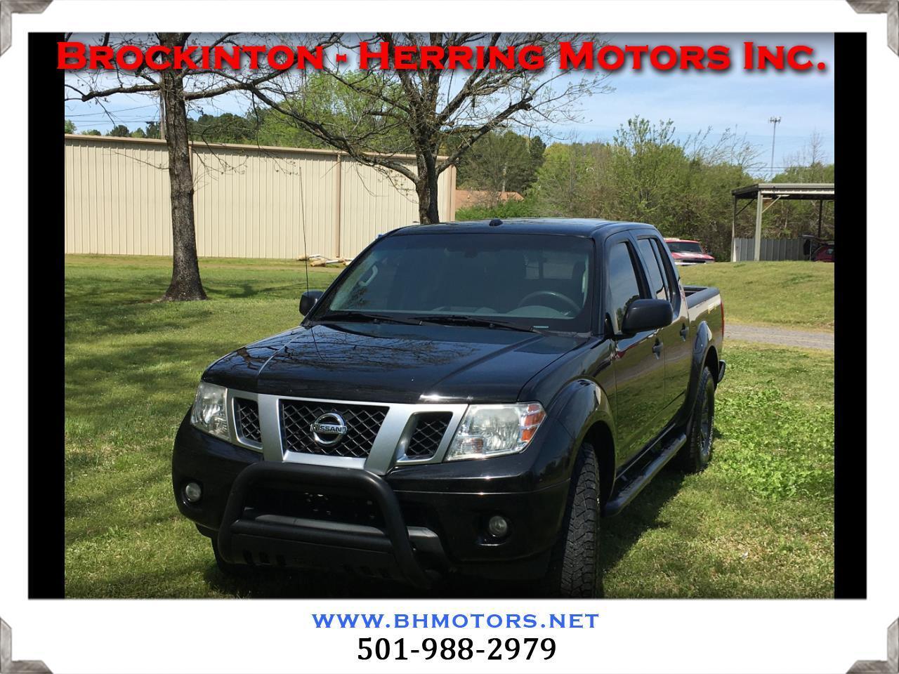 Nissan Frontier 2WD Crew Cab SWB Auto Desert Runner 2015