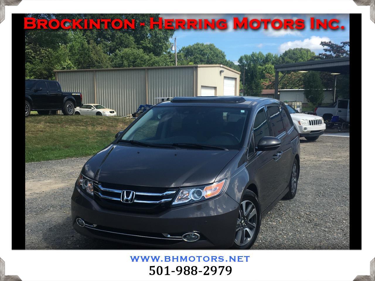 Honda Odyssey 5dr Touring 2015