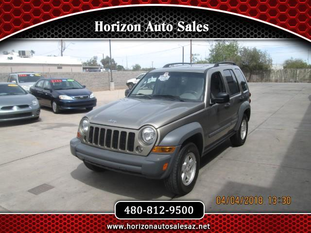 2006 Jeep Liberty Sport 2WD
