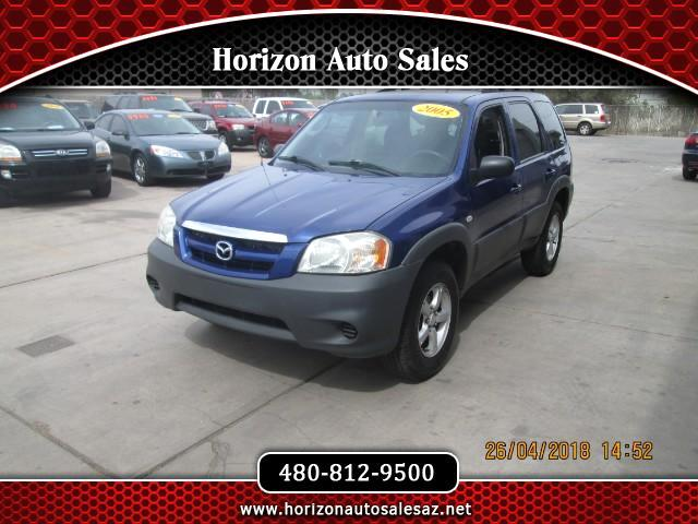 2005 Mazda Tribute i 2WD 5-spd MT