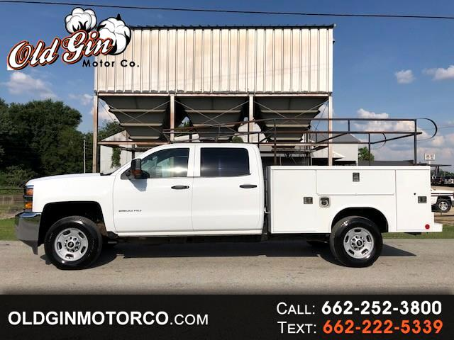2017 Chevrolet Silverado 2500HD Work Truck Crew Cab Long Box 2WD
