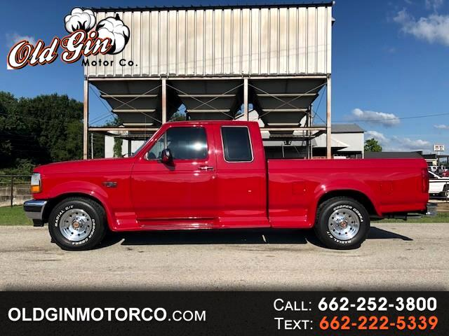 1994 Ford F-150 S SuperCab Short Bed 2WD