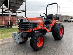 20002005 Kubota Tractor