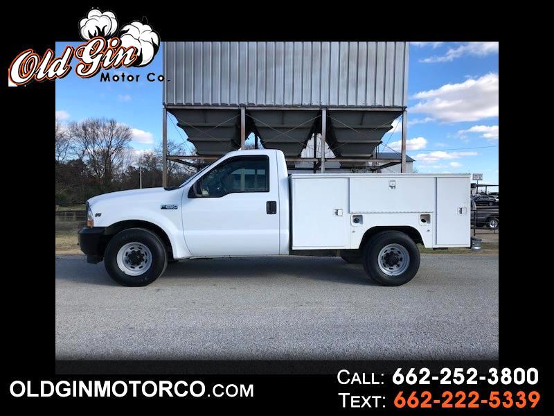 2002 Ford F-250 SD XL 2WD