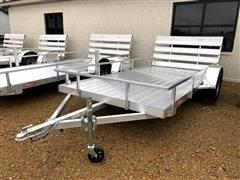 2019 Cherokee Trailer Low Pro 6-4 x 12