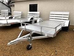 2019 Cherokee Trailer Low Pro 6-4 x 14