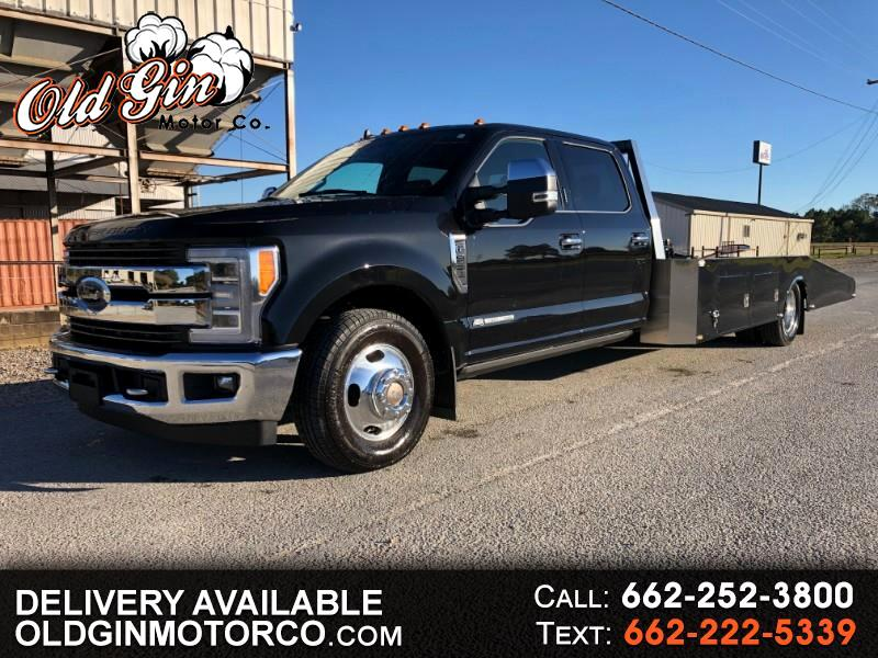 Ford F-350 SD King Ranch Crew Cab Long Bed DRW 2WD 2019