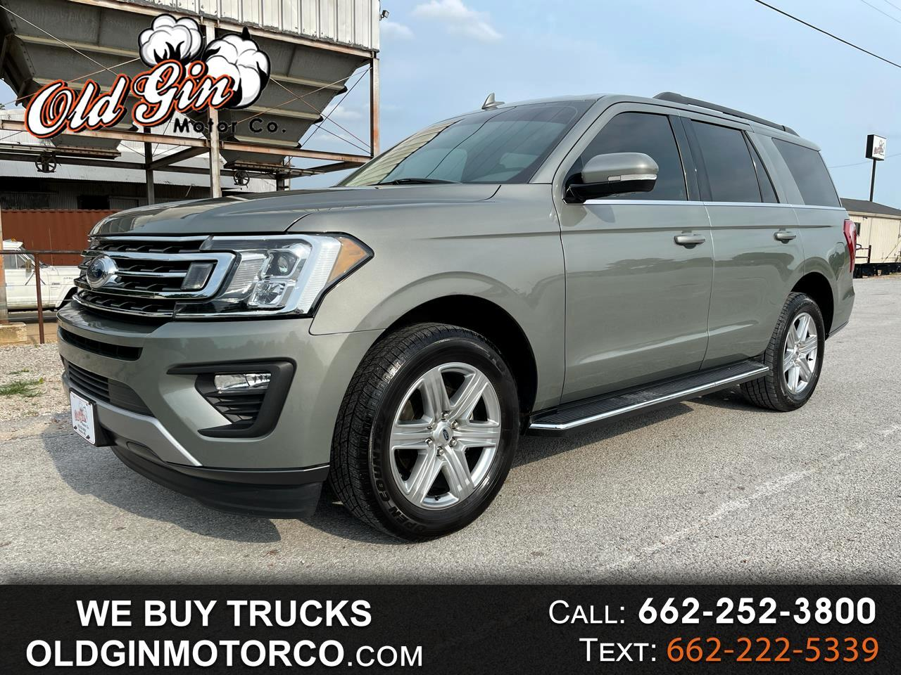 2019 Ford Expedition XLT 2WD