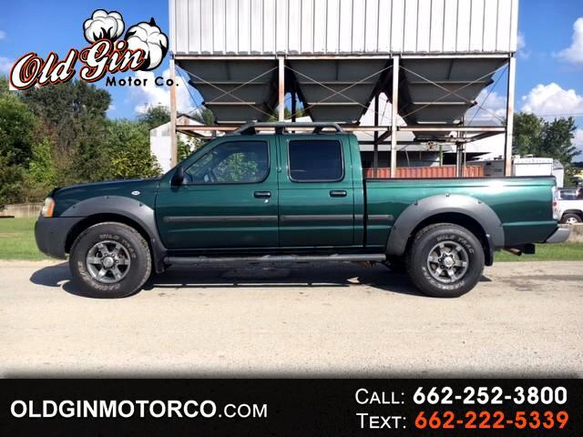 2002 Nissan Frontier SE-V6 Crew Cab Long Bed 2WD