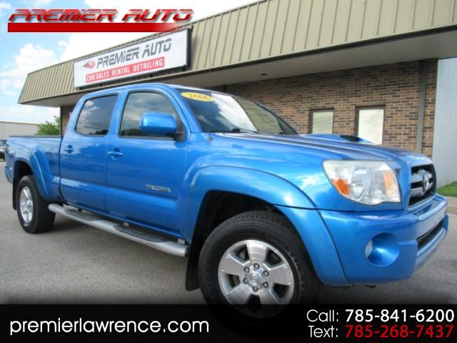 2006 Toyota Tacoma 4WD Double Cab V6 AT TRD Sport (Natl)