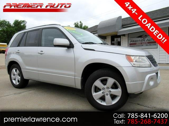 2009 Suzuki Grand Vitara Luxury 2.4L 4WD