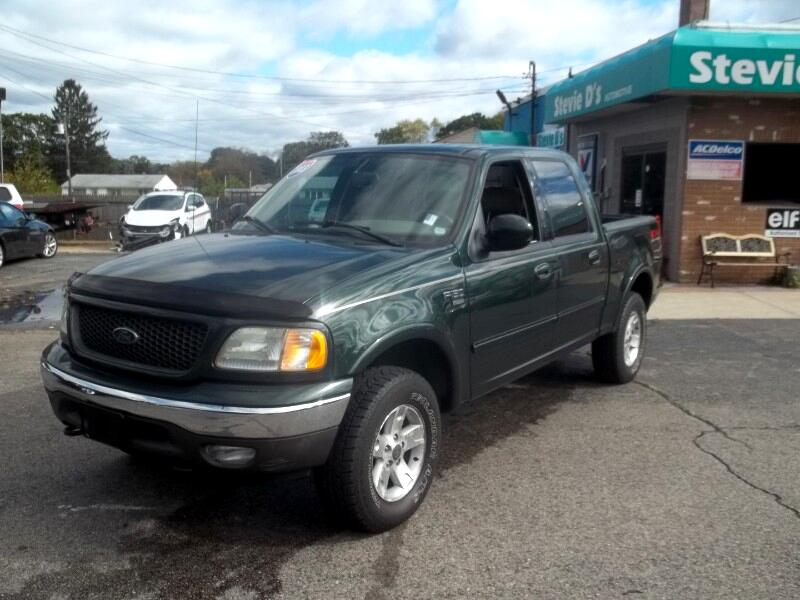 Ford F-150 King Ranch SuperCrew 4WD 2003