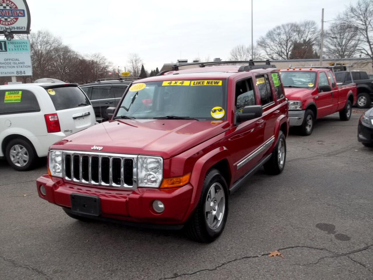 Jeep Commander Sport 4WD 2010