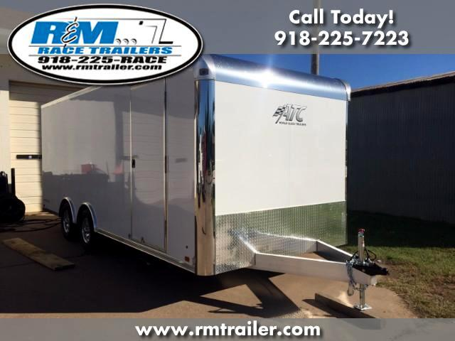 2018 ATC Raven 20FT ENCLOSED TRAILER BY ATC
