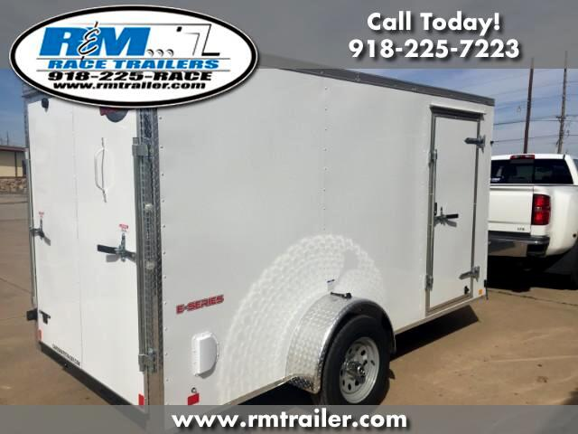 2019 Cargo Mate Econo Hauler Wedge ENCLOSED TRAILER 6X12