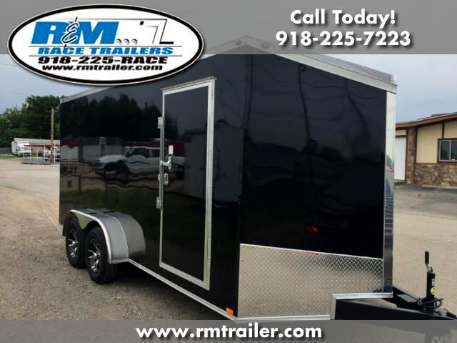 2018 Spartan Unknown ENCLOSED TRAILER 7X16