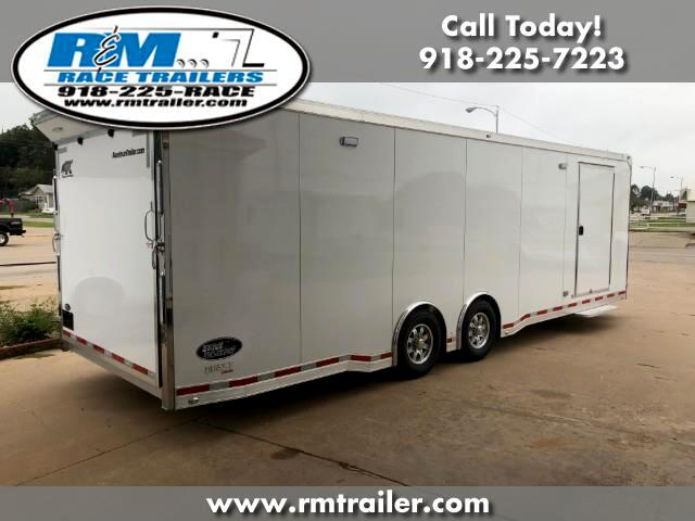 2018 ATC Quest ATC ENCLOSED TRAILER 28FT