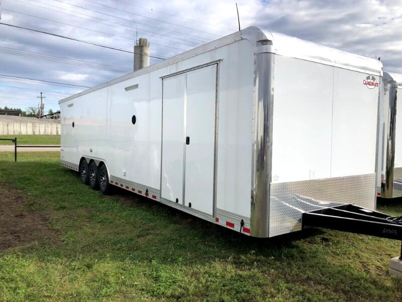 2019 Cargo Mate Eliminator 34FT ENCLOSED TRAILER