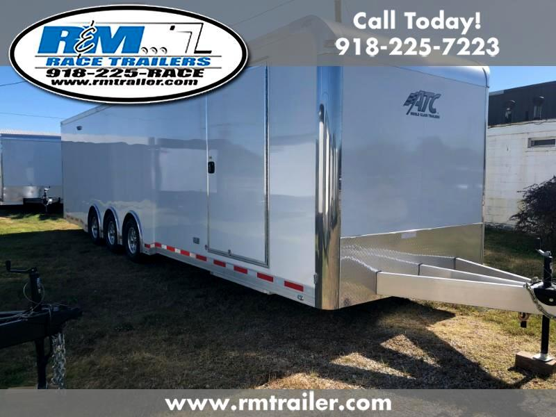 2019 ATC Quest ENCLOSED TRAILER 32FT