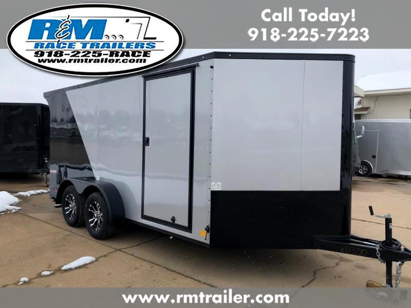 2019 Cargo Mate Blazer ENCLOSED TRAILER 7X14