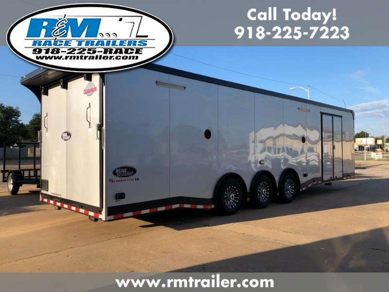 2019 Cargo Mate Eliminator ENCLOSED TRAILER 32FT