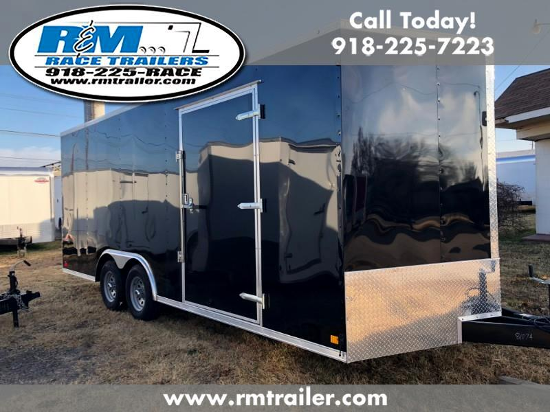 2019 Cargo Mate Econo Hauler Wedge 20FT ENCLOSED CAR HAULER