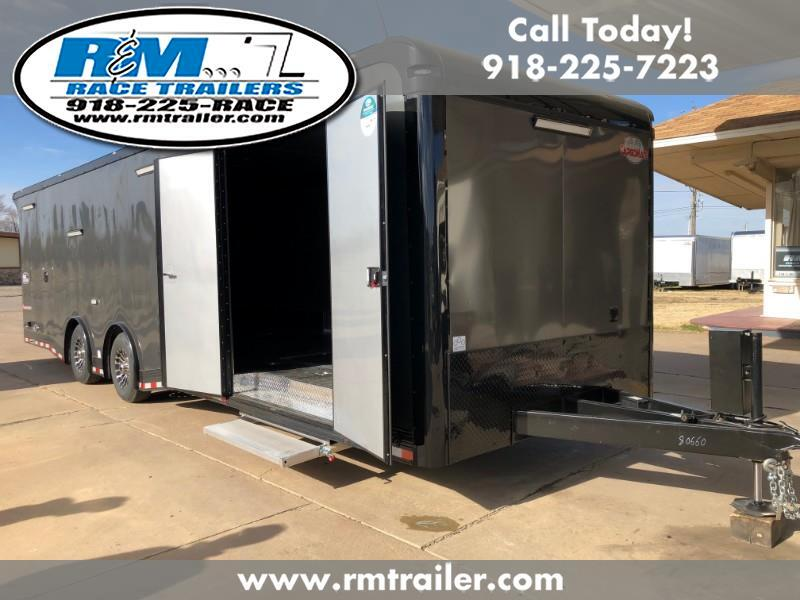 2019 Cargo Mate Eliminator 30ft Enclosed Trailer
