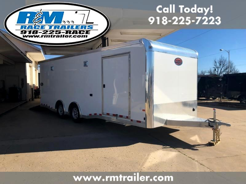 2019 Sundowner Car Hauler 24FT ENCLOSED CAR TRAILER