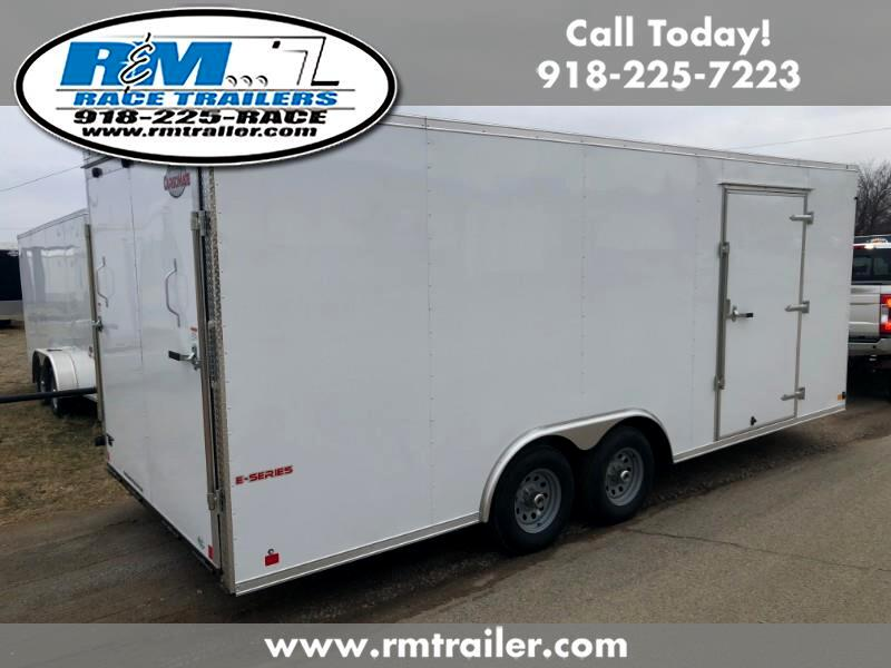 2019 Cargo Mate Econo Hauler Wedge 20FT ENCLOSED TRAILER