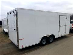 2019 Cargo Mate Econo Hauler Wedge