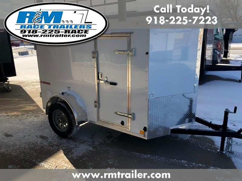 2019 Cargo Mate Econo Hauler Wedge ENCLOSED TRAILER 5X8