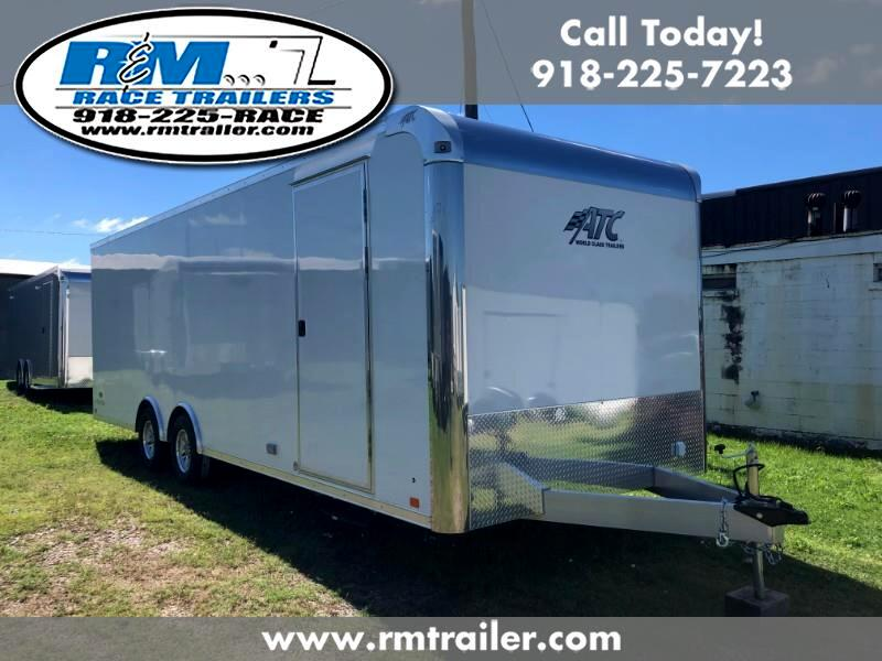 2020 ATC Raven 24FT ENCLOSED CAR TRAILER