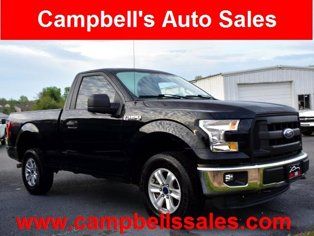Ford F-150 XL 8-ft. Bed 2WD 2016