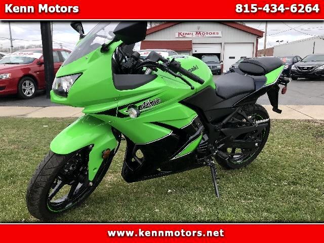 2011 Kawasaki EX250-J Ninja